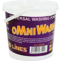 Порошок стиральный 2.5кг OMNI WASH ведро 1/1