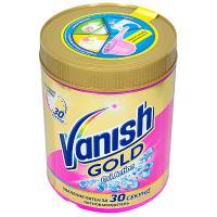 Пятновыводитель порошковый 1кг для цветного белья VANISH GOLD OXI ACTION BENCKISER 1/6