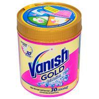 Пятновыводитель порошковый 500г для цветного белья VANISH GOLD OXI ACTION BENCKISER 1/6