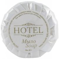 Мыло туалетное 20г HOTEL гофрэ-плиссе 1/50/300