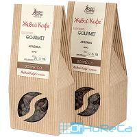 Кофе зерновой   200г ESPRESSO GOURMET твердая упаковка   ''ЖИВОЙ КОФЕ''   1/1