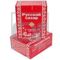 Сахар-рафинад   500г РУССКИЙ   1/40