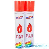 Газ для заправки зажигалок 270мл RS 1/36