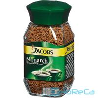 Кофе растворимый 95г JACOBS MONARCH в стекле 1/1