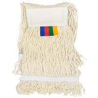 Насадка - МОП (MOP) для швабры веревочная прошитая KENTUCKY 400 г ХЛОПОК VILEDA 1/50