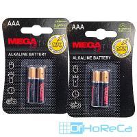 Батарейка AAA 2 шт/уп PROMEGA GET в блистере 1/24/144