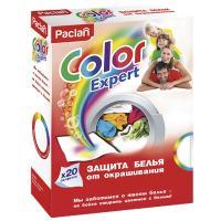 Салфетка для стирки 20 шт/уп Color Expert защита от окрашивания PACLAN 1/40