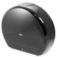Диспенсер для туалетной бумаги ДхШхВ 437х133х360 мм TORK T1 ELEVATION ПЛАСТИК ЧЕРНЫЙ SCA 1/1