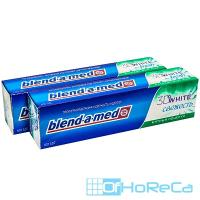 Зубная паста BLEND-A-MED   100мл 3D WHITE свежая мята   ''P&G''   1/6/24
