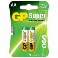 Батарейка AA 2 шт/уп GP SUPER в блистере 1/10