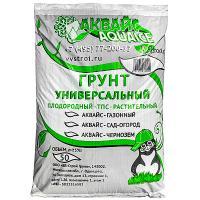 """Торф низинный 50л """"АКВАЙС"""" 1/1"""