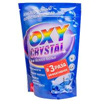 Отбеливатель порошковый 600г для белого белья OXY CRISTAL GF 1/16