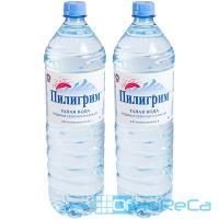 Вода питьевая   1.5л ПИЛИГРИМ талая негазированная   1/6