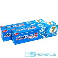 Зубная паста BLEND-A-MED   100мл КОМПЛЕКС 7 с ополаскивателем ЭКСТРА СВЕЖЕСТЬ   ''P&G''   1/6/24