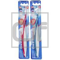 Зубная щетка ORAL-B   1 шт/уп COMPLETE-7 CROSSACTION средняя жесткость   1/12/96