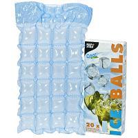 Пакет для льда 480 ледяных шарика PAPSTAR 1/24