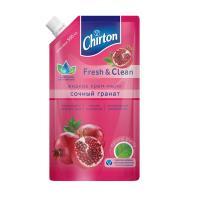 Крем-мыло жидкое 500мл перламутровое ГРАНАТ CHIRTON Doy-Pack GD 1/12