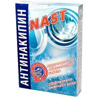 Средство для удаления накипи 500г для стиральных машин NAST АИСТ 1/30