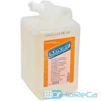 Мыло жидкое антибактериальное 1л прозрачное картридж для диспенсера KIMBERLY-CLARK 1/6